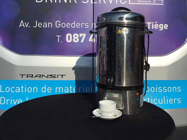 Prix de location 15€ TVAC